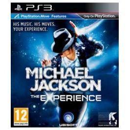 Michael Jackson The Experience - MOVE  PS3