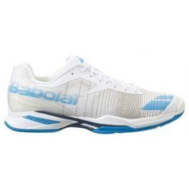 Babolat Pánská tenisová obuv  Jet AC White/Blue, EUR 46.0 / UK 11.0 (BABOLAT)