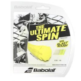 Babolat Tenisový výplet  RPM Blast Rough Yellow - (12m), 1,25 mm