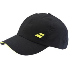 Babolat Kšiltovka  Basic Logo Cap Black/Yellow