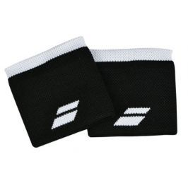 Babolat Potítka  Logo Wristband Standard Black (2 ks)