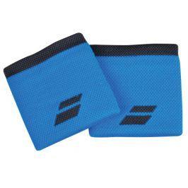 Babolat Potítka  Logo Wristband Standard Blue (2 ks)