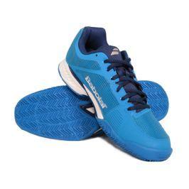 Babolat Pánská tenisová obuv  Jet Mach I Clay Blue, EUR 41.0 / UK 7.5 (BABOLAT)