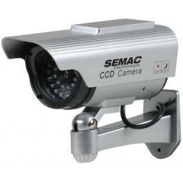 Optex Atrapa  CAM 565 maketa venkovní solární kamery