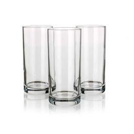 BANQUET Sada sklenic long TINA 290 ml, 3 ks