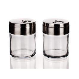 VETRO-PLUS PASABAHCE Sada solnička a pepřenka 115 ml, 2 ks