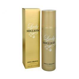 Paco Rabanne Lady Million - deodorant ve spreji, 150 ml