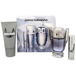 Paco Rabanne Invictus - EDT 100 ml + šampón 100 ml + EDT 10 ml