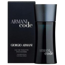 Armani Toaletní voda Giorgio  Black Code 75ml