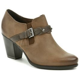 Tamaris 1-24409-25-306 hnědá dámská obuv, 38