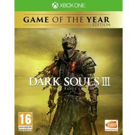 WARNER BROS XOne - Dark Souls 3: The Fire Fades Edition GOTY