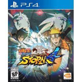 WARNER BROS PS4 - Naruto Shippuden: Ultimate Ninja Storm Trilogy