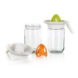BANQUET Odšťavňovač na citrusy TWISTER 660 ml, mix barev