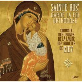 CD Chorale des Jeunes de la Laure des Grottes de Kiev : Sainte Rus'
