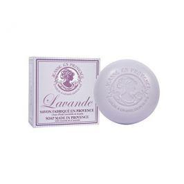 Jeanne En Provence Luxusní hydratační tuhé mýdlo Levandule (Soap Made In Provence With Essential Oil