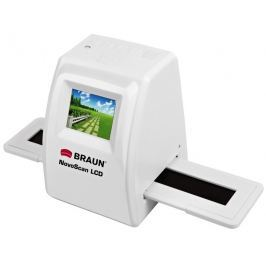 BRAUN PHOTOTECHNIK BRAUN foto skener NovoScan LCD (5Mpx / 1800dpi)