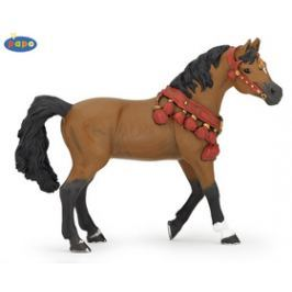 Ivana Kohoutová Arabský kůň s ozdbou