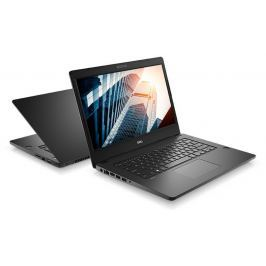 """DELL Latitude 3480/i5-7200U/8GB/256GB SSD/Intel HD/14"""" HD/Win 10 Pro/Black"""