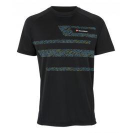 Tecnifibre Pánské funkční tričko  F2 Air Mesh Black, L