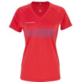 Tecnifibre Dámské tričko  F2 Airmesh Red 2017, S