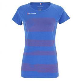 Tecnifibre Dámské tričko  F1 Stretch Blue 2017, XS