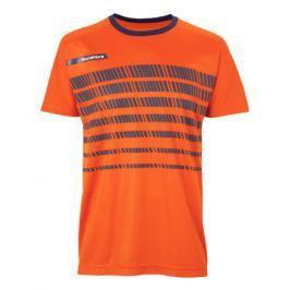 Tecnifibre Pánské tričko  F2 Airmesh Orange/navy, S