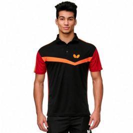 Butterfly Pánské tričko  Kitao Black, L