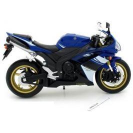 Welly - Motocykl Yamaha YZF-R1 model 1:18 modrá