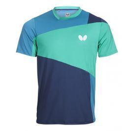 Butterfly Pánské tričko  Mito Blue, L
