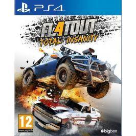 COMGAD PS4 - FlatOut 4 Total Insanity