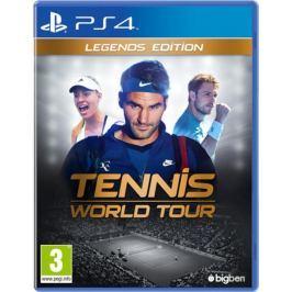 Bigben Interactive PS4 - Tennis World Tour: Legends Edition