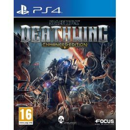 Focus Home Interactive PS4 - Space Hulk: DeathWing - Enhanced Editionn