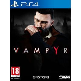 Focus Home Interactive Vampyr PS4 (5.6.2018)