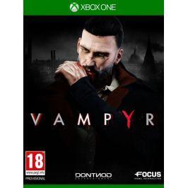 Codemasters Vampyr  XONE (5.6.2017)
