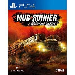 COMGAD PS4 - Spintires: MudRunner