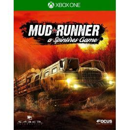 COMGAD XBOX ONE - Spintires: MudRunner