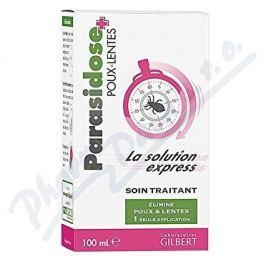 GILBERT LABORATOIRES  Parasidose odvšiv.příprav. Biococidin Express100ml