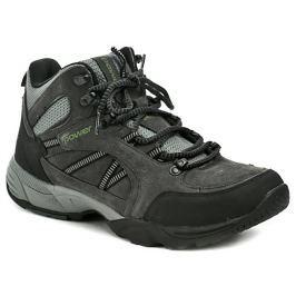 Power 634M šedá pánská trekingová obuv, 41