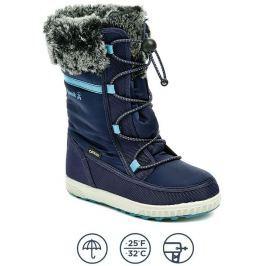 Kamik Caspian GTX modré dívčí zimní boty, 30