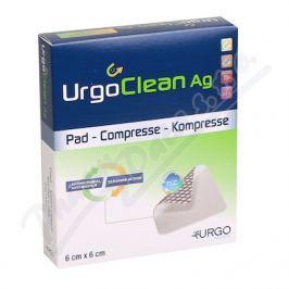 URGO Clean Ag lipidokolid.krytí 6x6cm 10ks