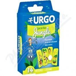PLASTOD URGO Special Kids JUNGLE Dětská náplast 14ks