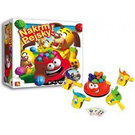 BLACKFIRE Zábavná hra pro celou rodinu Nakrm pejsky!