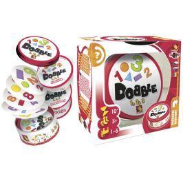 BLACKFIRE Rodinná zábavní hra Dobble 1-2-3