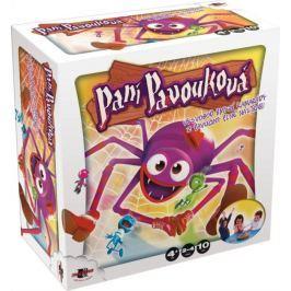 BLACKFIRE Zábavná hra pro děti Paní Pavouková