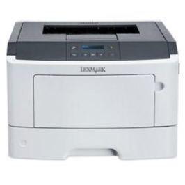 Lexmark MS417dn, mono laser, 1200dpi, 38ppm, 256MB, 800MHz, USB,Duplex,GLan,PP