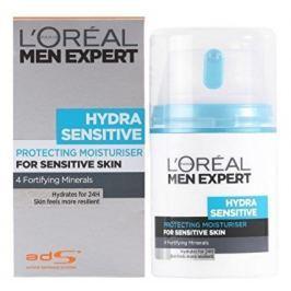Loreal Paris Pánský hydratační krém pro citlivou pleť Men Expert (Hydra Sensitive Protecting Moistur