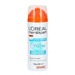 Loreal Paris Hydratační pěna na holení pro citlivou pleť Men Expert (Hydra Sensitive Shaving Foam) 2