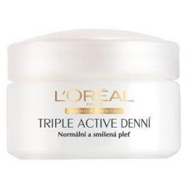 Loreal Paris L´Oréal Paris  - Triple Active Day Cream Normal Skin 50ml Denní krém na normální a smíšenou pleť  W