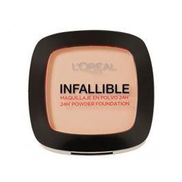 Loreal Paris Kompaktní pudr pro přirozený vzhled pleti Infallible 24H (Powder Foundation) 9 g 160 Sa