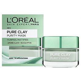 Loreal Paris Čisticí zmatňující maska Pure Clay (Purity Mask) 50 ml